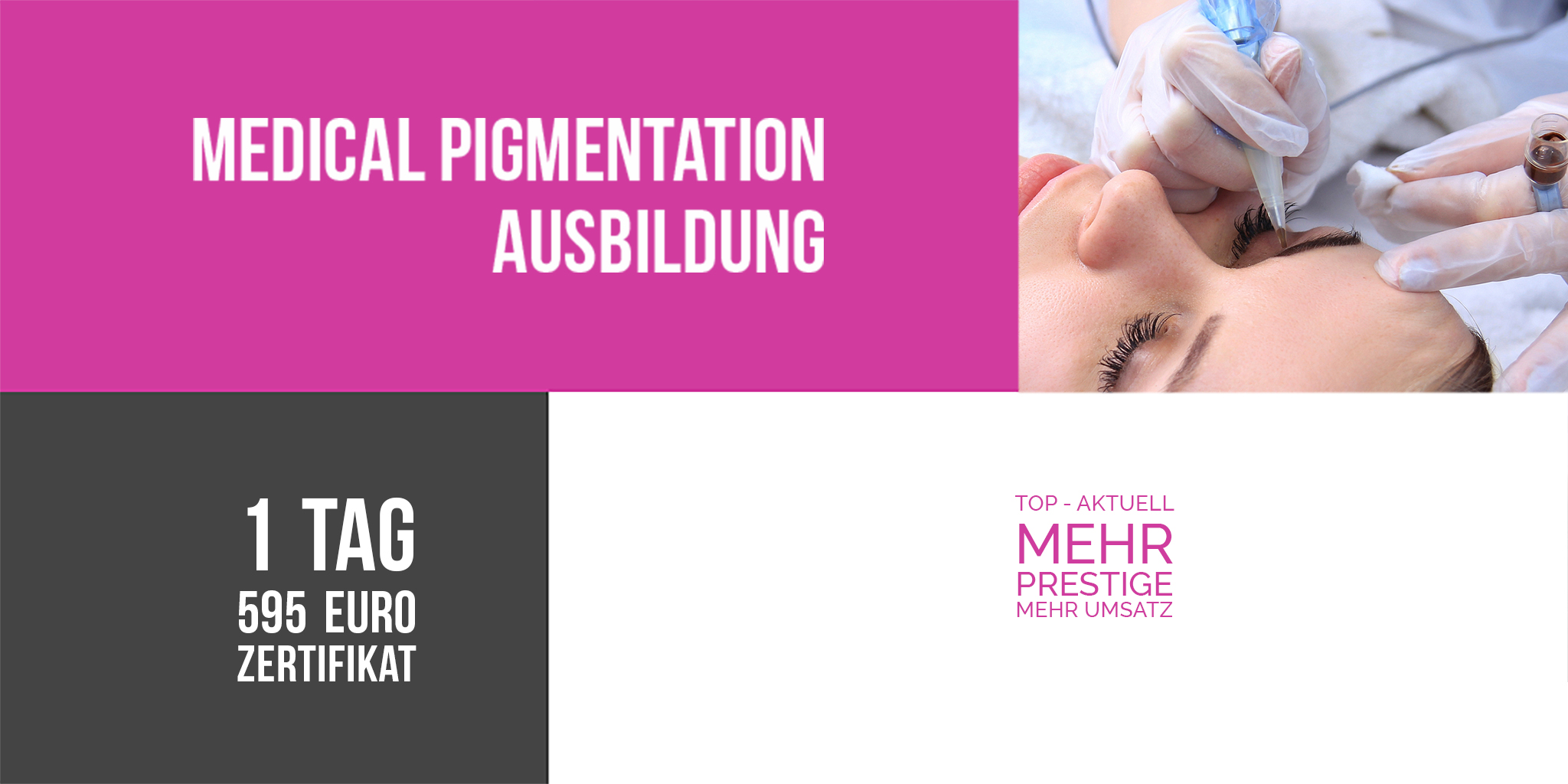 Medical Pigmentation Ausbildung Berlin